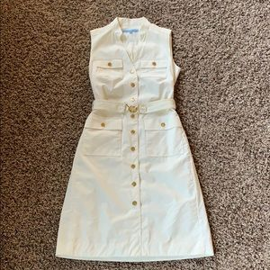 Antonio Melani | sleeveless shirt dress